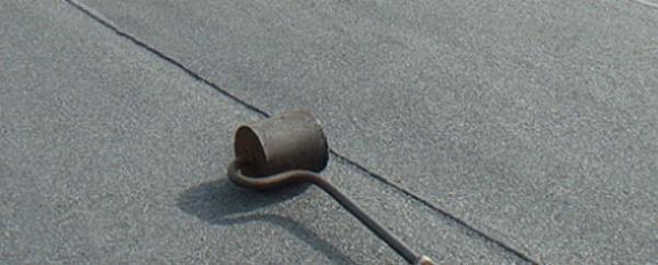 Перекрытие крыши рубероидом своими руками 7